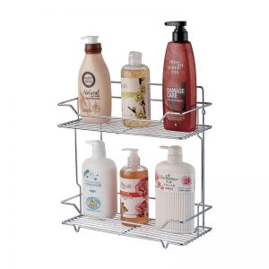 2-Layer Metal Rack