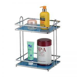 2-layer Square Multi-purpose Rack (Flatbar)