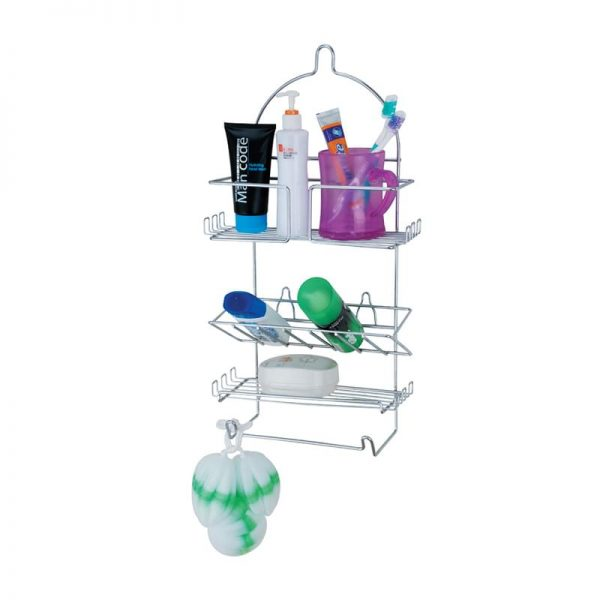 3-Layer Shower Caddy 5kg D-AE-412
