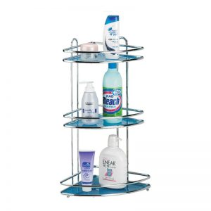 3-layer Corner Rack (Flatbar)