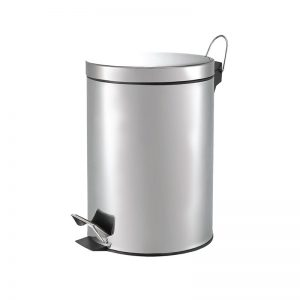 3L Stainless Steel Step Bin