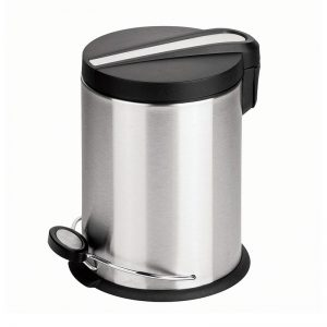 5l Step Bin (Polished)