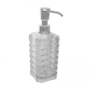 Acrylic Soap Dispenser (Transparent)