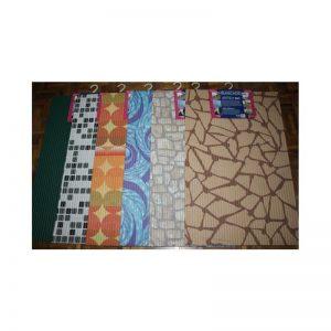 Bath Floor Mat with Hanger