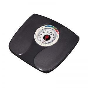 Bathroom Scale Black BR-980