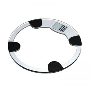 Round Automatic Digital Bathroom Scale