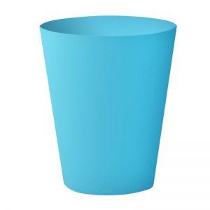 Round Bin Big-Blue