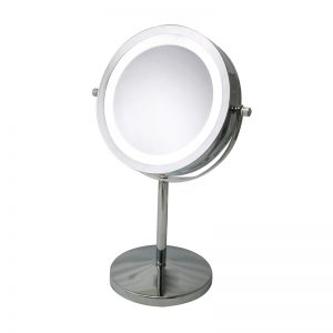 Round Vanity Mirror with Led Light