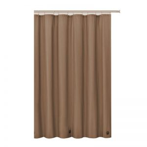 Shower Curtain - Chocolate