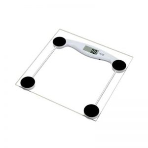 Square Automatic Digital Bathroom Scale - ZJ-509
