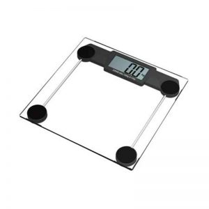 Square Automatic Digital Bathroom Scale - ZJ-609