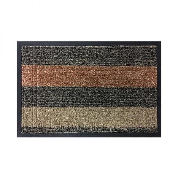 Stripe Doormat - Beige
