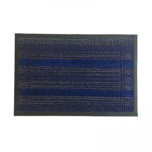 Stripe Doormat - Blue