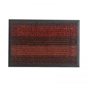 Stripe Doormat - Red