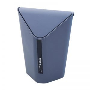 Triangle Bin with Swing Lid Big-Gray