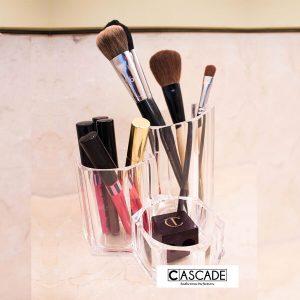 Acrylic Cosmetic Organizer