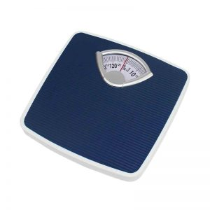 Bathroom Scale Blue