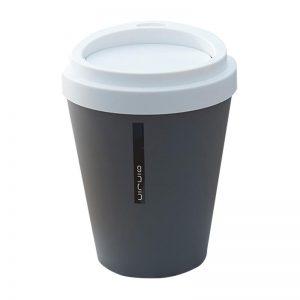 Coffee Cup Dustbin Small-Gray