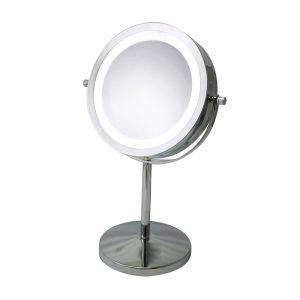 Round Vanity Mirror with Led Light